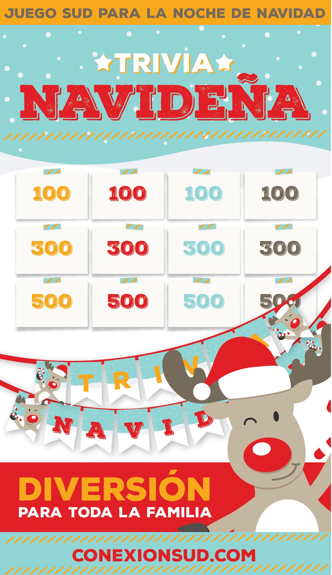 Trivia Navidena Navidad Pinterest Christmas Christmas Games Y