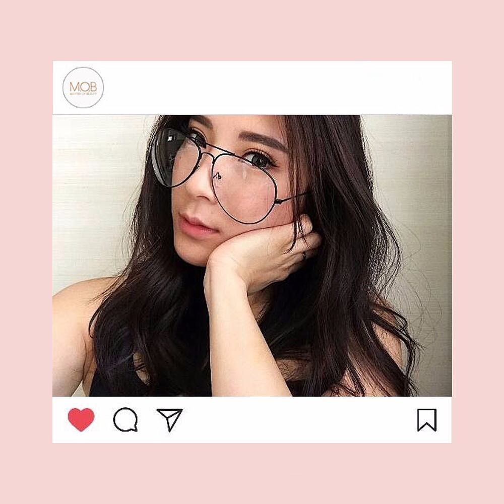 Spotted the cute and sassy wellalee is using our luxury faux lashes