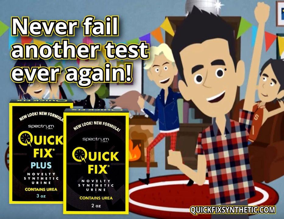 Pin on Quick fix urine