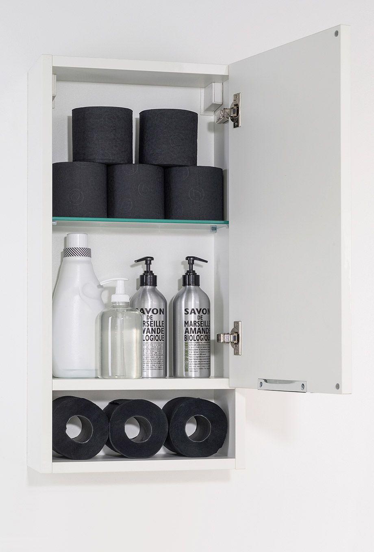 Meuble Wc Exploiter L Espace Au Dessus Des Toilettes Avec Le Meuble Haut Rangement Wc Meuble Wc Armoire Rangement Rangement Au Dessus De La Toilette