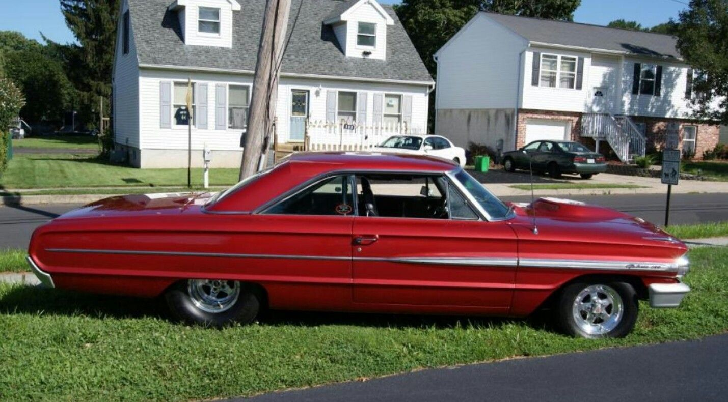 Pro Street 64 Ford Galaxie Ford Galaxie Ford Galaxie 500 1964 Ford