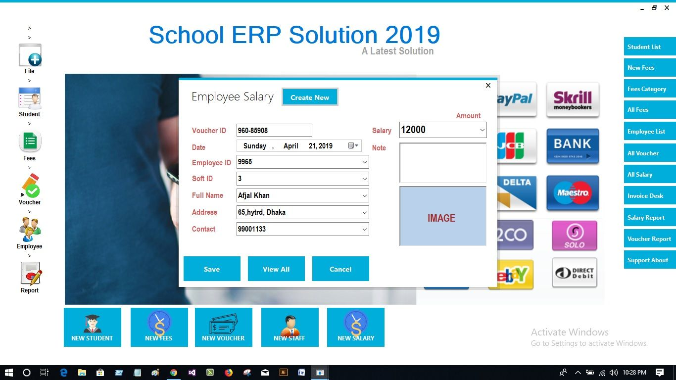 f52ce6f9888eee567a44ef049283072e - Student Management System Project In C# Windows Application