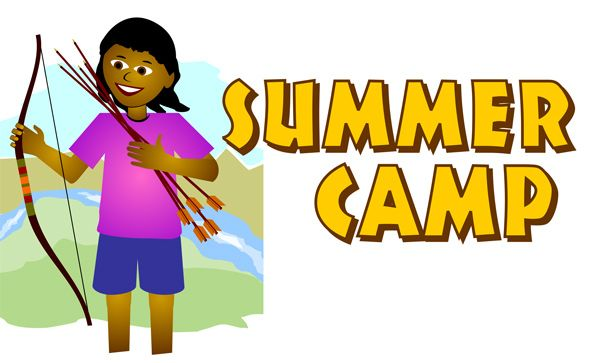 41++ Free summer camp clipart images ideas
