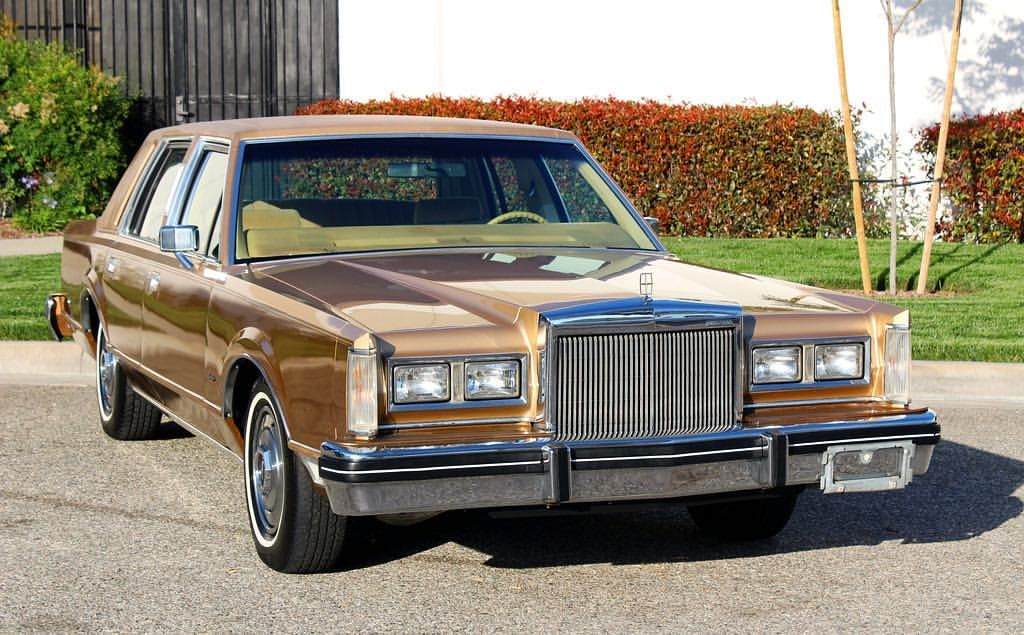 1980 Lincoln Town Car Badwf On Instagram Redesigned And Downsized