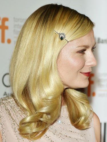 the best celeb hairstyles for every length kirsten dunst soft