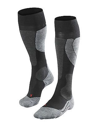 #Falke sk4 2014 #men's sock #(16498) black rrp £25 clearance special,  View more on the LINK: 	http://www.zeppy.io/product/gb/2/171957127190/