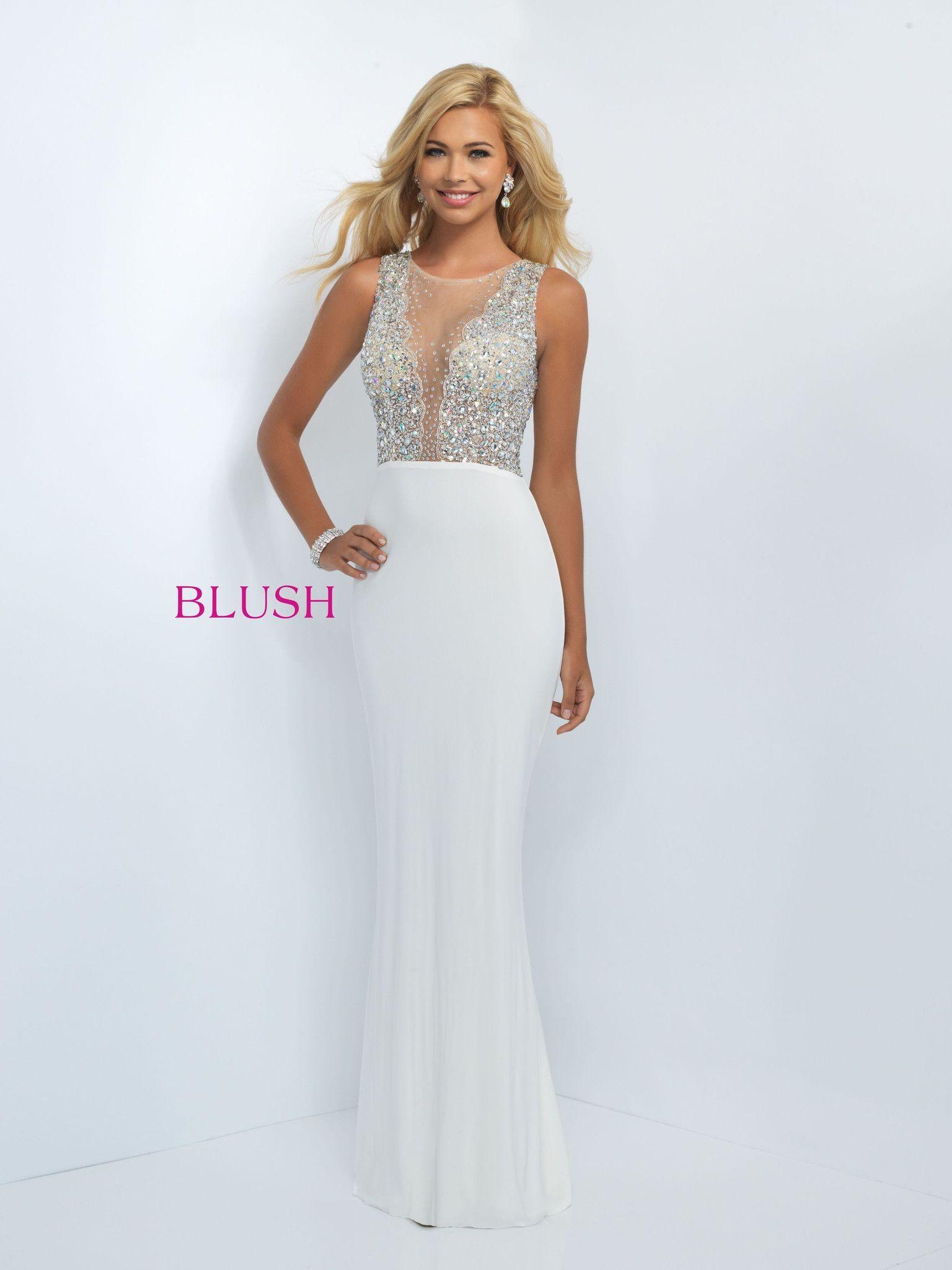 Blush prom off white products pinterest blush prom prom