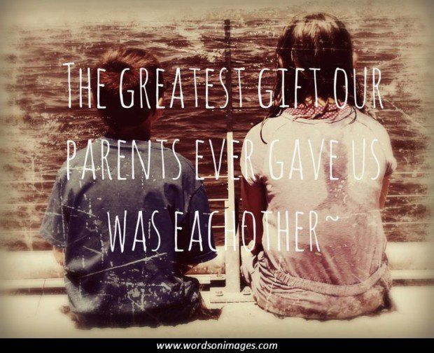Brother Sister Quotes Collection Of Inspiring Quotes Sayings Images Wordsonimages Brother Sister Quotes Sister Quotes Siblings Day Quotes