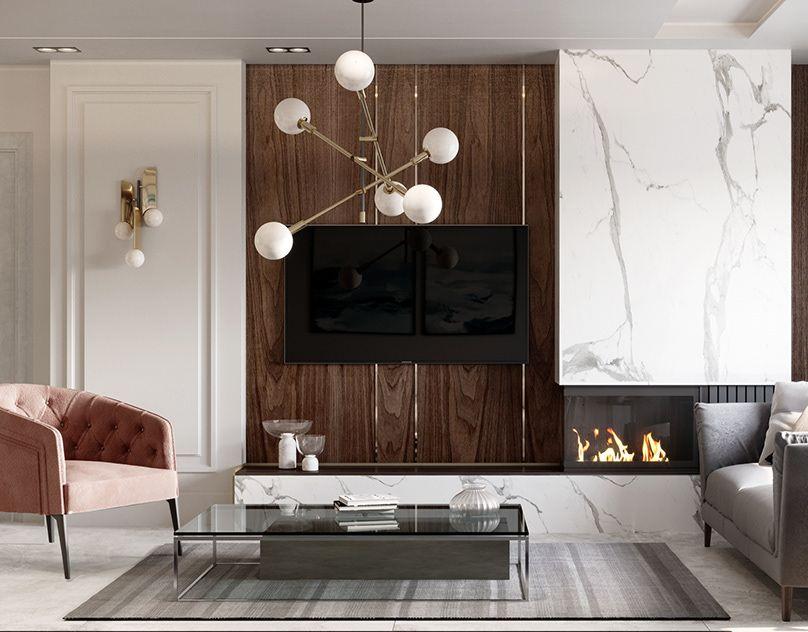 Flower Shop And Cafe In Jeddah On Behance Living Room Design Modern Open Living Room Design Tv Room Design