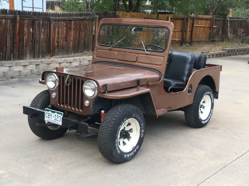 1949 Willys Cj 3a Photo Submitted By Bill Dawson Willys