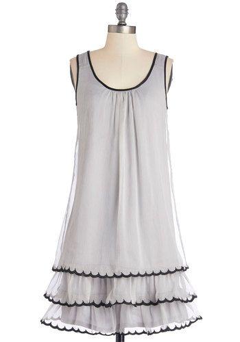 On the Dance Flow Dress, #ModCloth
