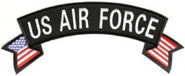 Live Free or Die Patch Badge For Biker Jacket Vest or Shirt Bottom Rocker New