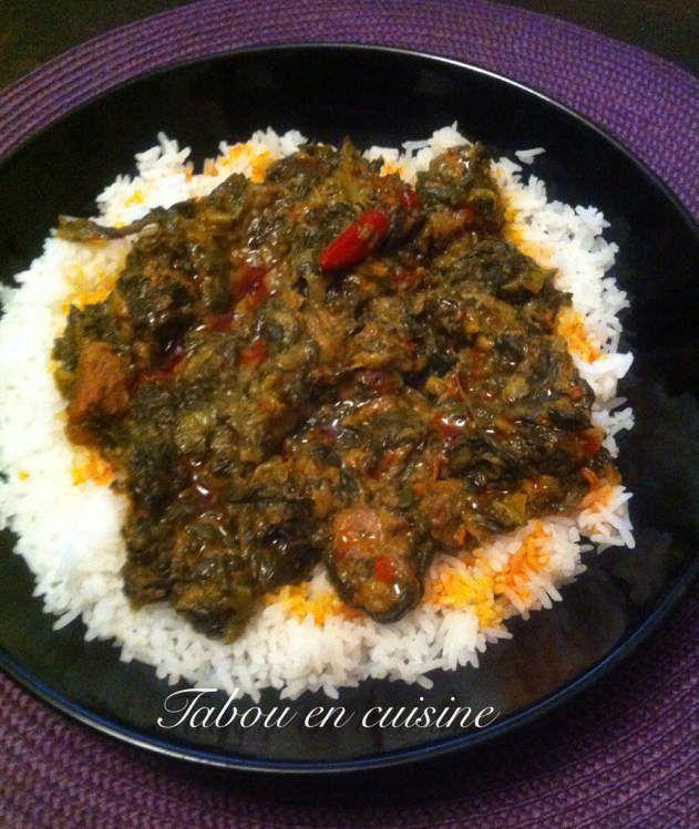 Le Borokhe Sauce Arachide Et Epinard Tabou En Cuisine Recettes De Cuisine Africaine Recettes De Cuisine Cuisine Africaine