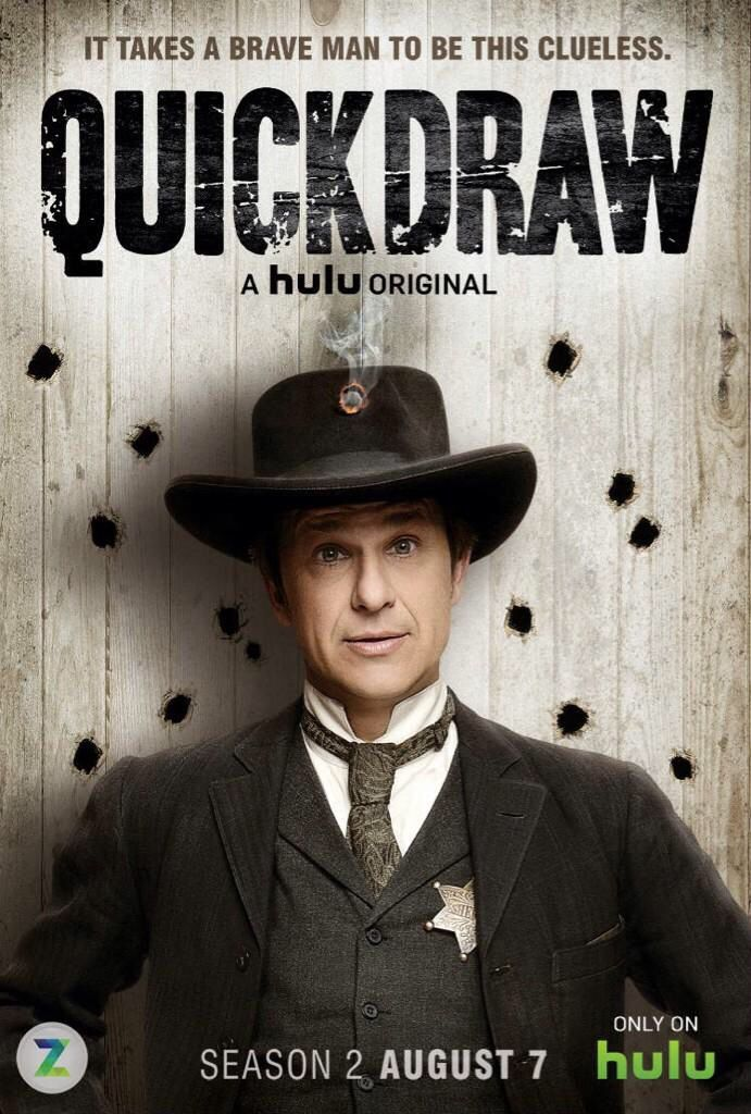 Quick Draw on Hulu must see this show free online