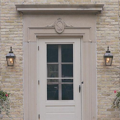 Georgian Doors External Timber French Door