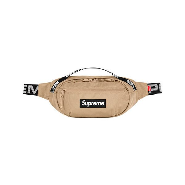 d99ab1a6e7fd Supreme Waist Bag ( 88) ❤ liked on Polyvore featuring bags