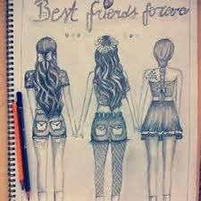 Image Result For Cute Things To Draw For Your Best Friend With