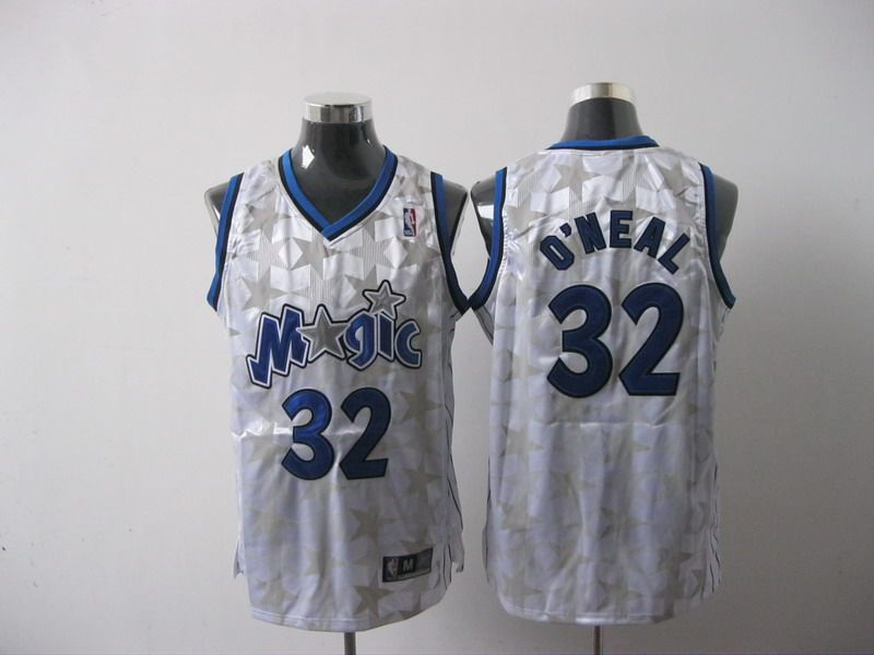 3c85c0a965b ... good adidas nba mitchel ness orlando magic 32 shaquille oneal white  authentic star jersey 3463c 84fa5