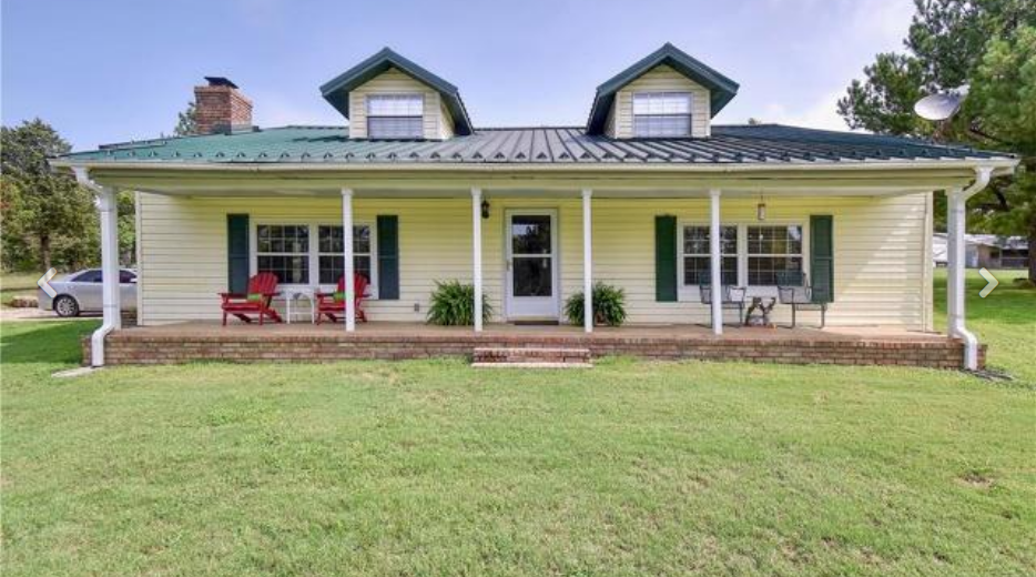 Rent To Own Home For Sale Muldrow Ok Asking 184 900 Https Ownerwillcarry Com Rent To Own Home For Sale Mul Rent To Own Homes Real Estate Articles Rent