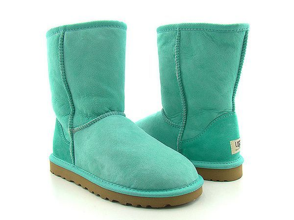 Ugg Classic Short Aqua Sales. Some less than $100 OMG! Holy cow, I am gonna love this site!