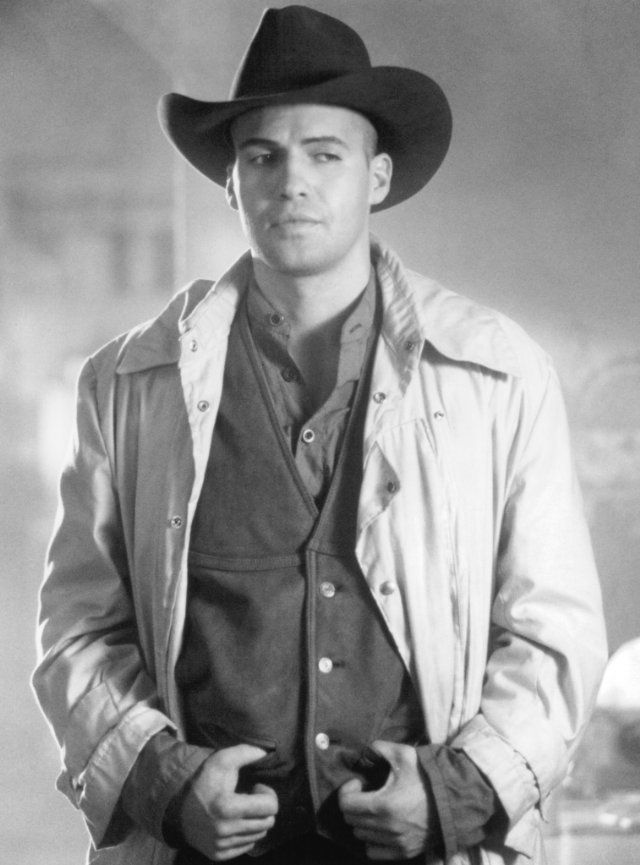 Billy Zane in Tales from the Crypt: Demon Knight. Still one of my favorite movies!!