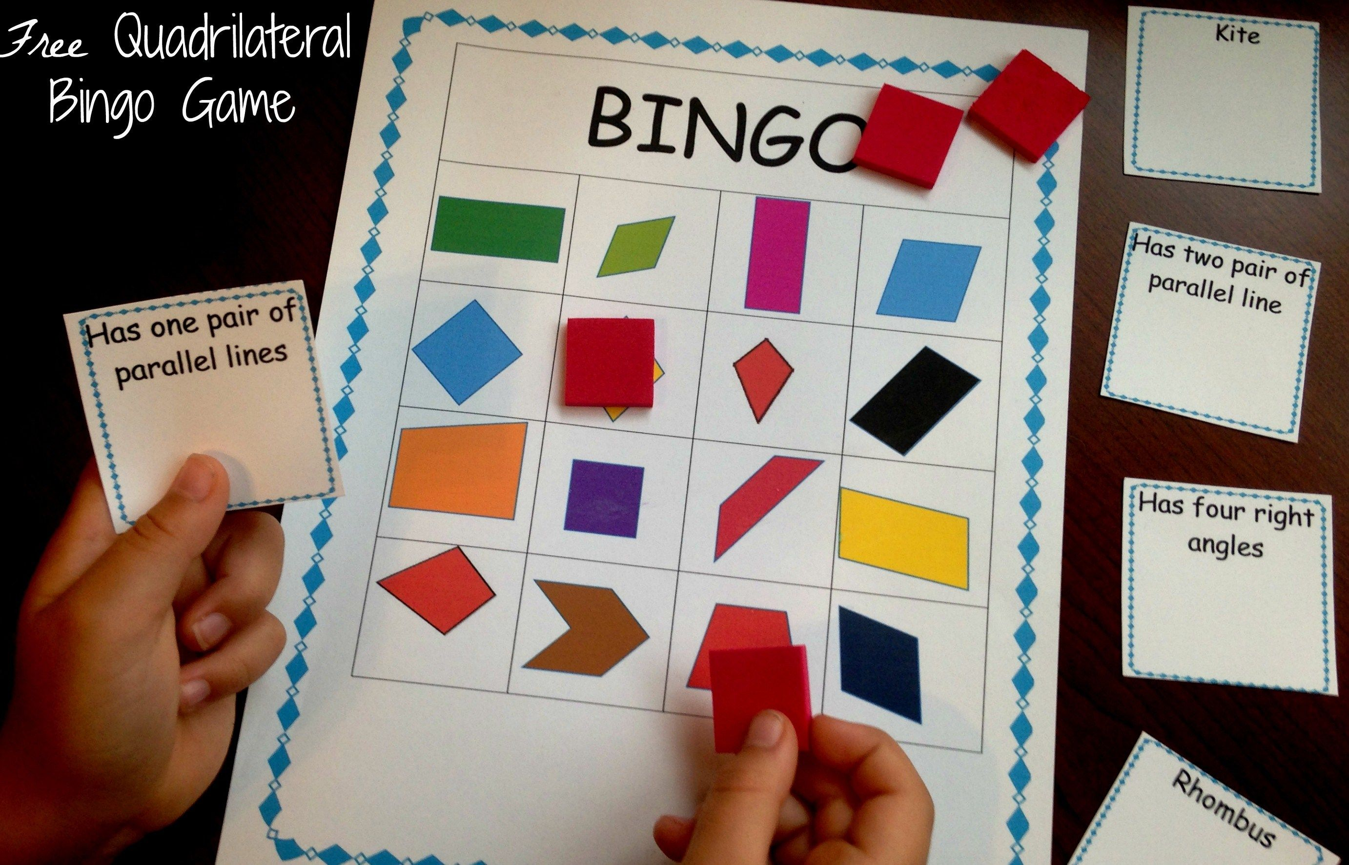 How To Review Classifying Quadrilaterals With This Free
