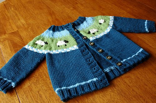 Ravelry: FrenchPressKnits\' My First Fair Isle | Knit | Pinterest ...