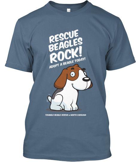 Show Your Triangle Beagle Rescue Pride Beagle Beagle Rescue