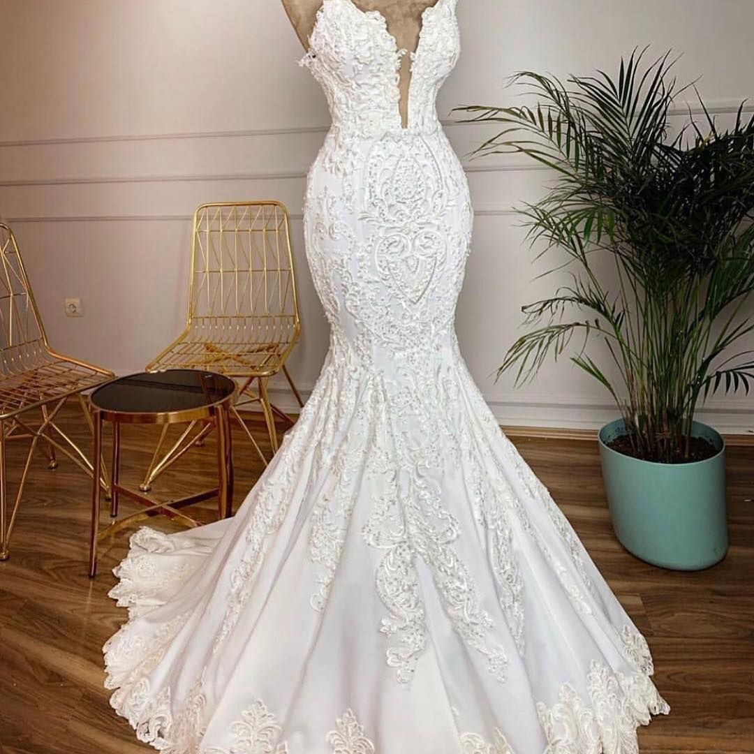 We specialize in custom #wedding #gowns for #brides of all shapes