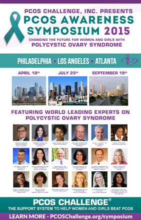 PCOS Awareness Symposium - Los Angeles | Presented by PCOS Challenge