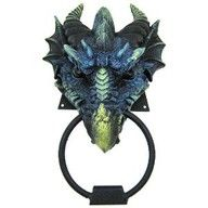 Dragon door-knocker