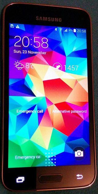Samsung Galaxy S5 Mini 229 Sim Free In Store London Cheapest