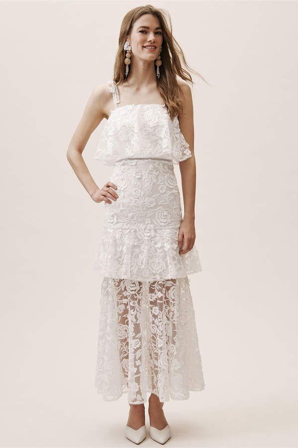 3eb5d2c97cc6 ML Monique Lhuillier Dalynn Dress in 2019 | Gowns & Dresses | Little ...