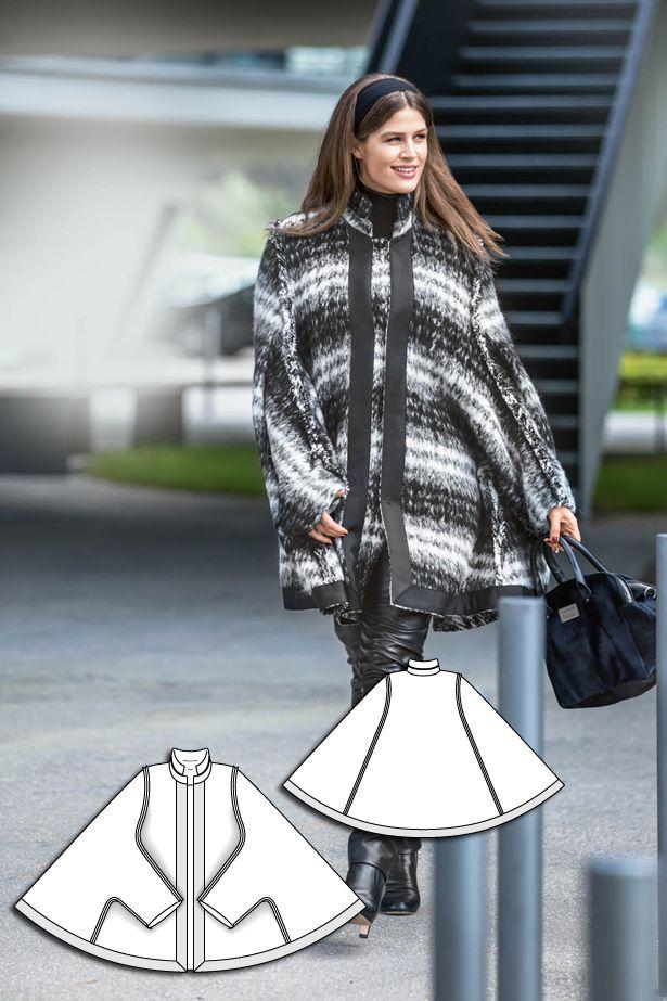 Metropolitan: 9 New Plus Size Sewing Patterns | Nähen