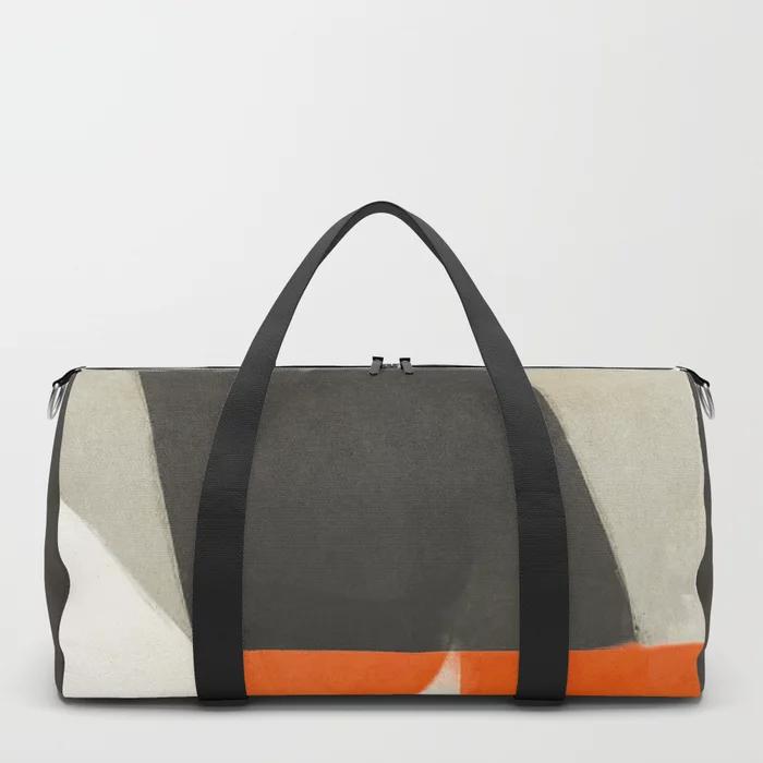 Colors Bump 2 Duffle Bag By Fernandovieira Society6 Duffle Bag Duffle Bags