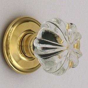 Clear Glass Door Knobs Ribbed Brass Backs http://www.priorsrec.co.uk/bespoke-glass-door-knobs/p-3-22-47-513