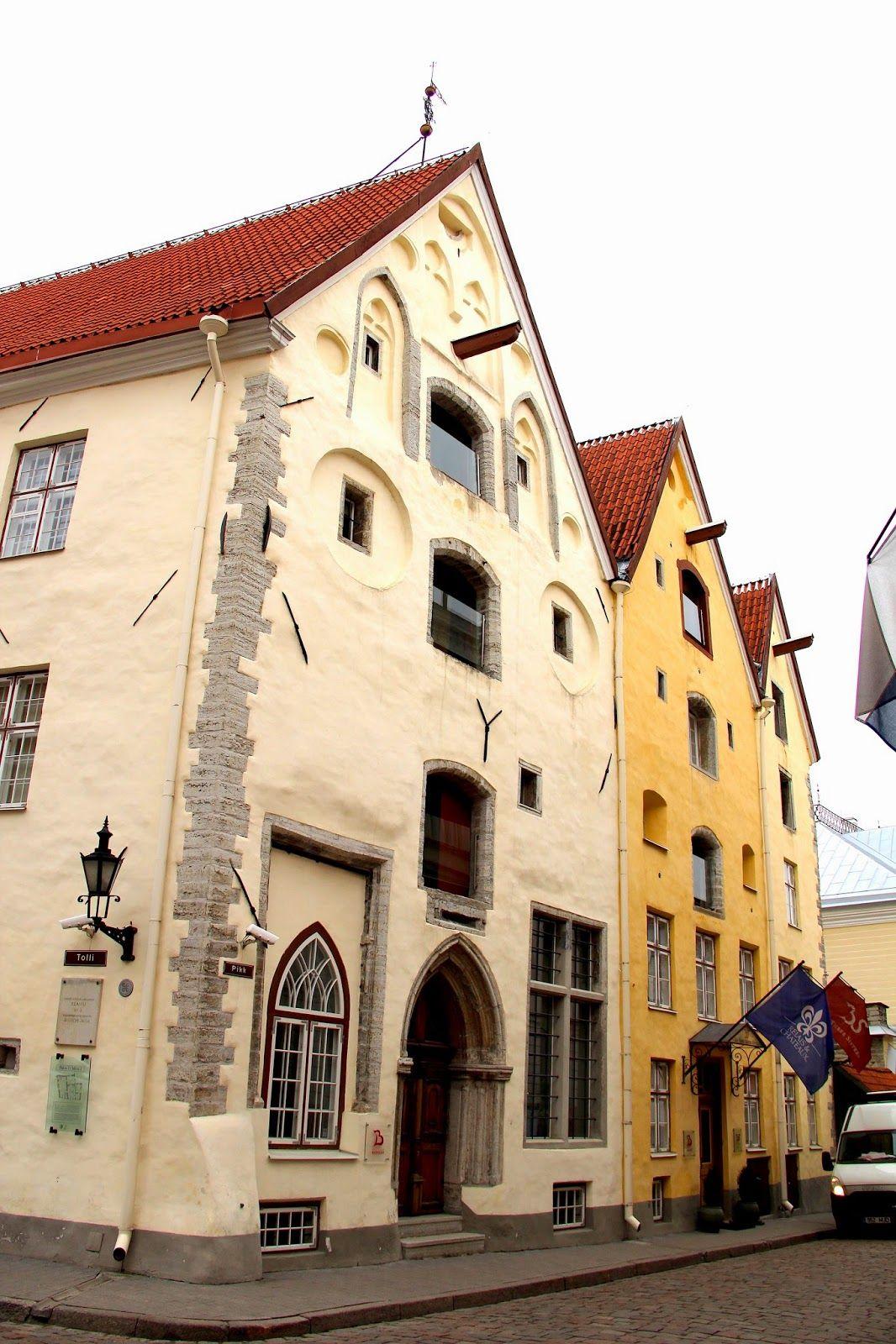 Three Sisters Hotel Tallinn Kolm Öde The These