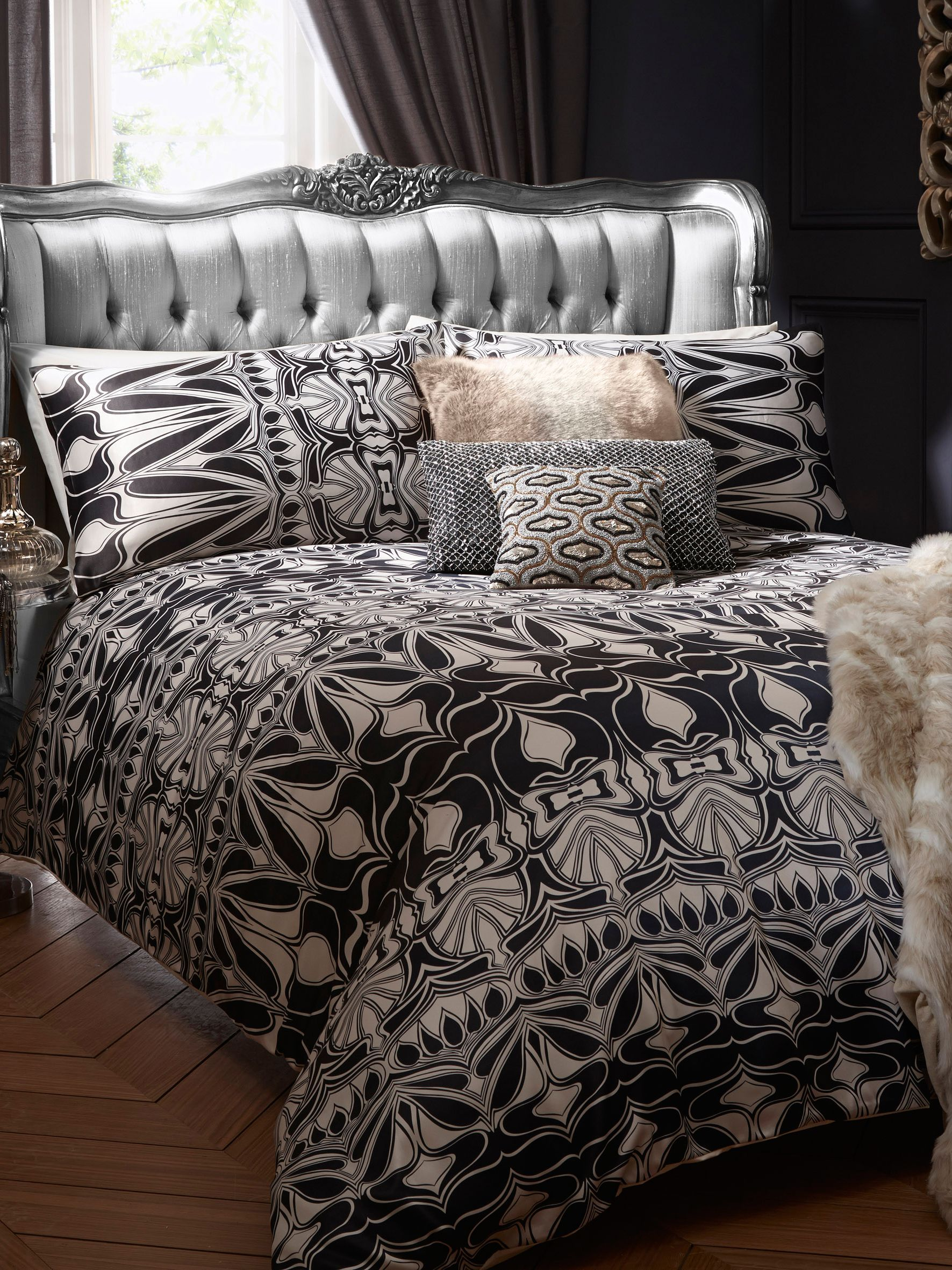 Biba Nouveau Double Duvet Cover House Of Fraser