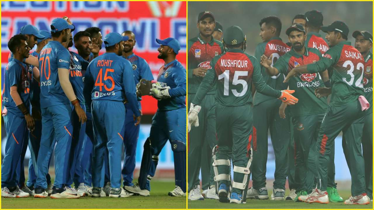 India vs Bangladesh 2nd T20I match, 2019 Match