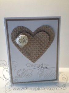 Best of Love Series with Deb Valder www.stampladee.com #valentine