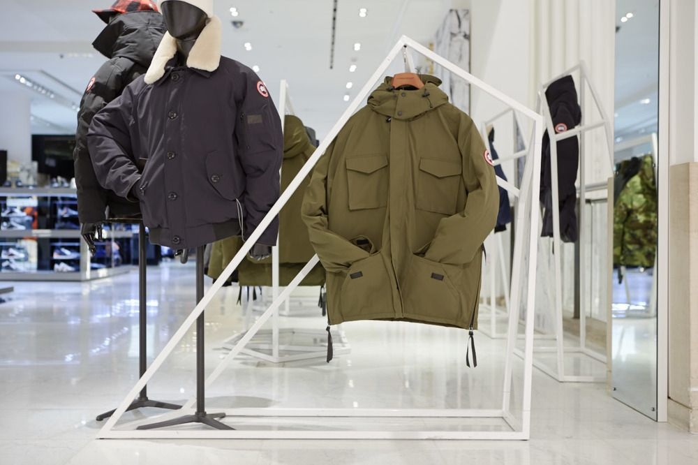 a4f08a7acdc14 canada goose selfridges - Google Search