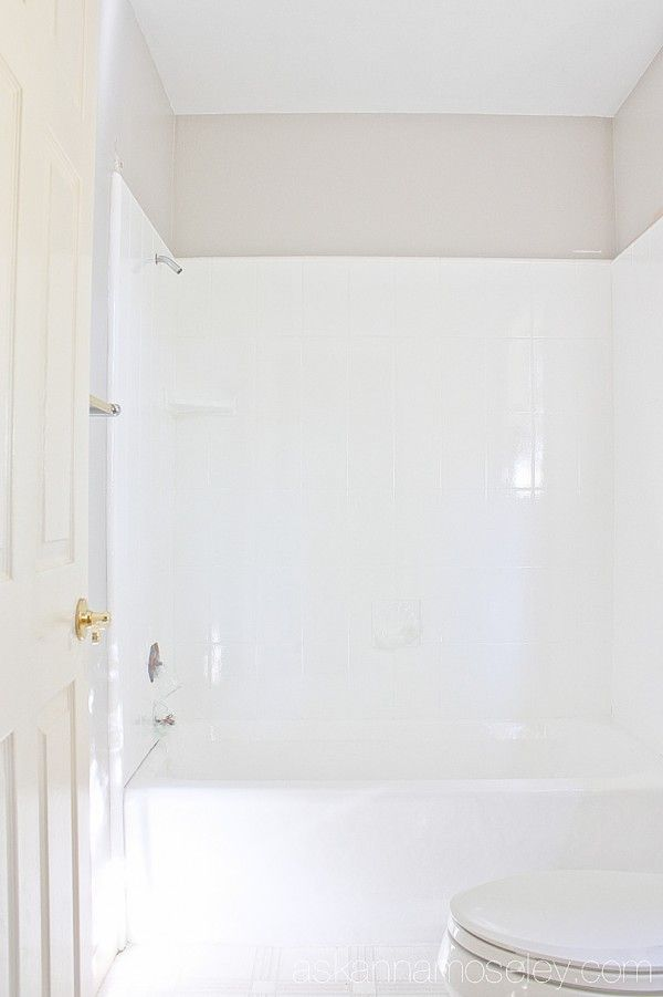 How to Update an Ugly Bathtub | Bathtubs, Grout and Tubs