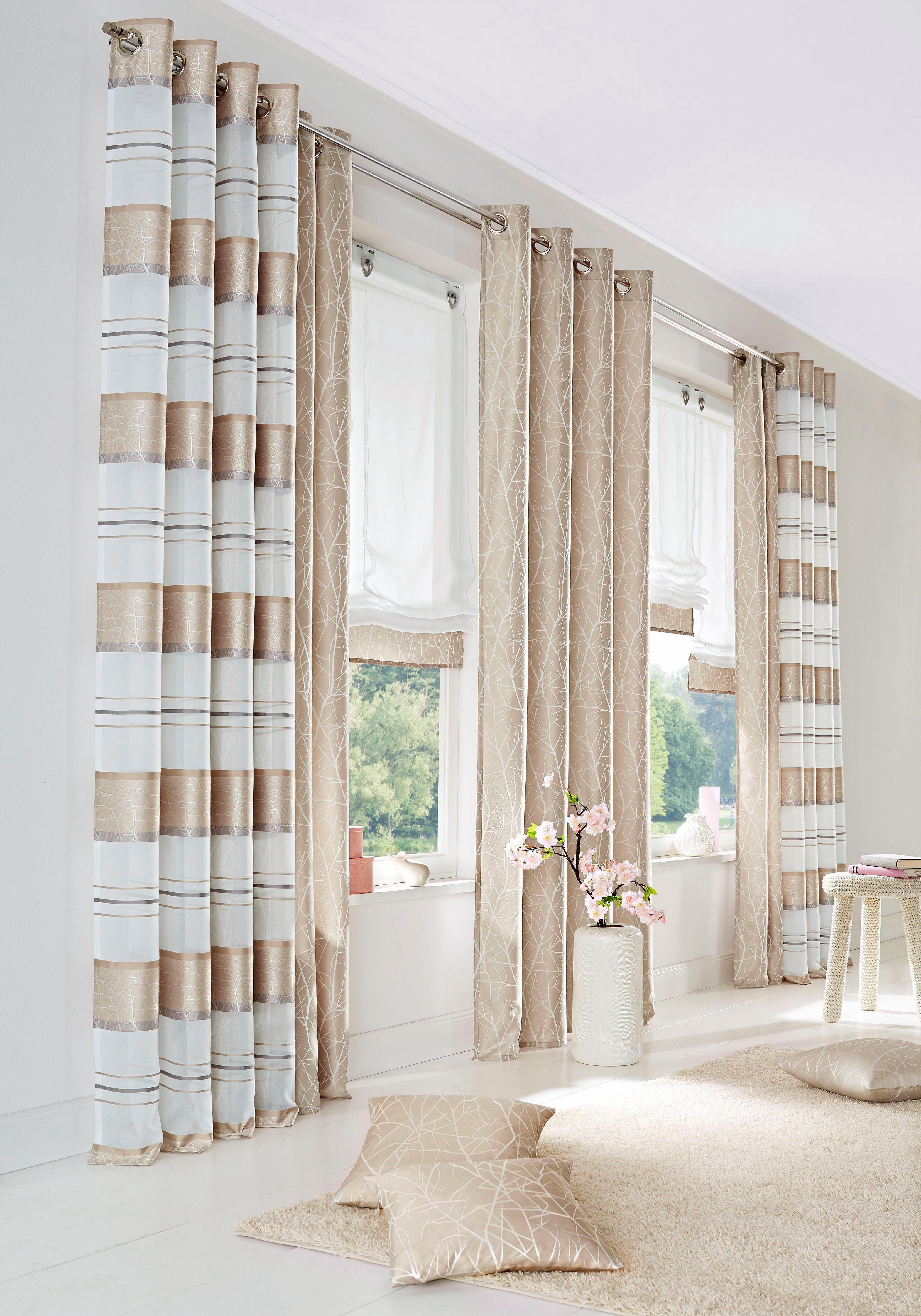 Home Wohnideen Gardine Campos Auf Rechnung Baur Wohnen Home Wohnideen Gardinen