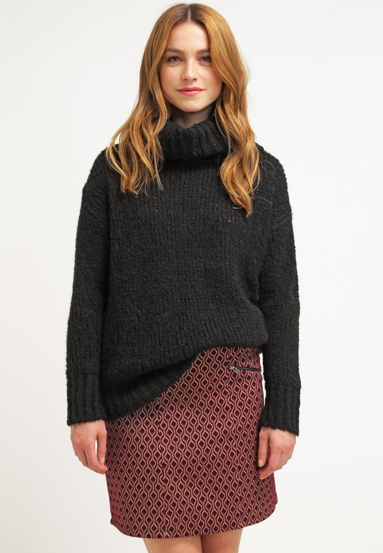 Benetton Jumper - black for £40.00 (10/11/15) with free delivery at Zalando