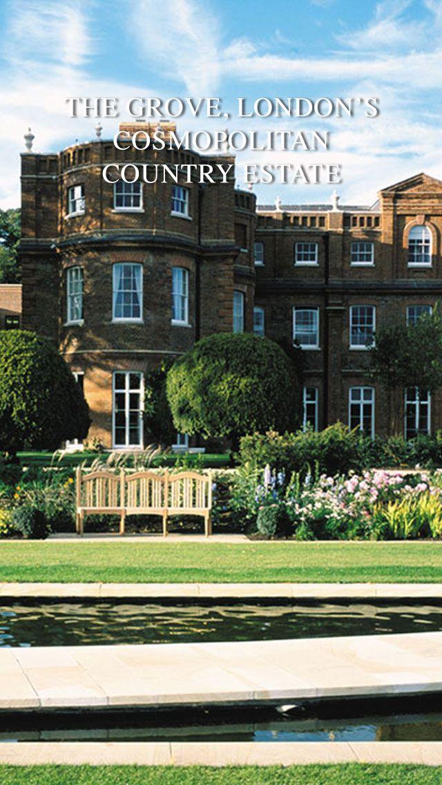 The Grove Luxury Golf Spa Resort Hertfordshire