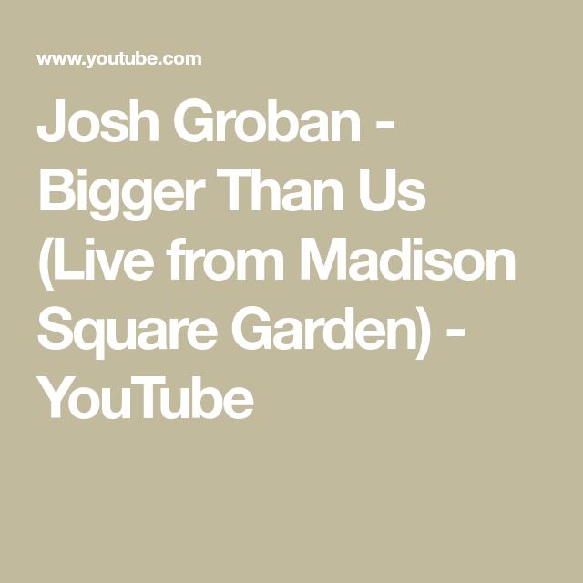 Pin On Josh Groban
