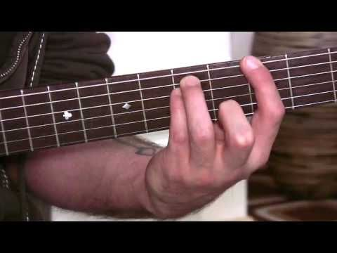Power Chords 1 Guitar Lesson Bc 172 Guitar For Beginners Stage 7