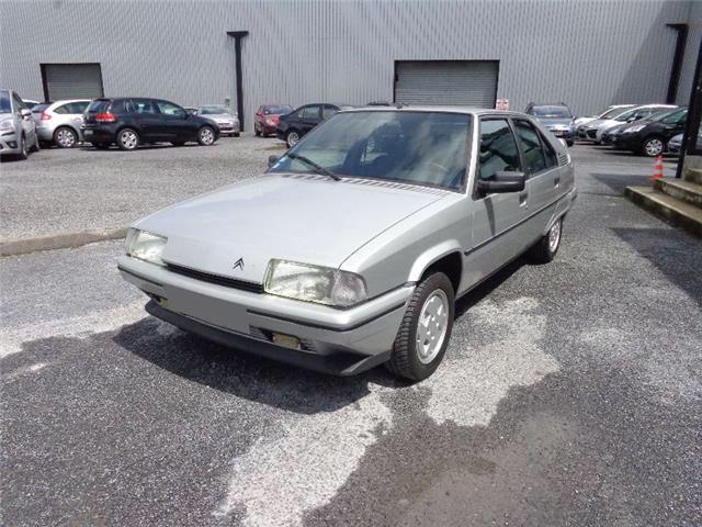 1991, Citroen BX19 GTi