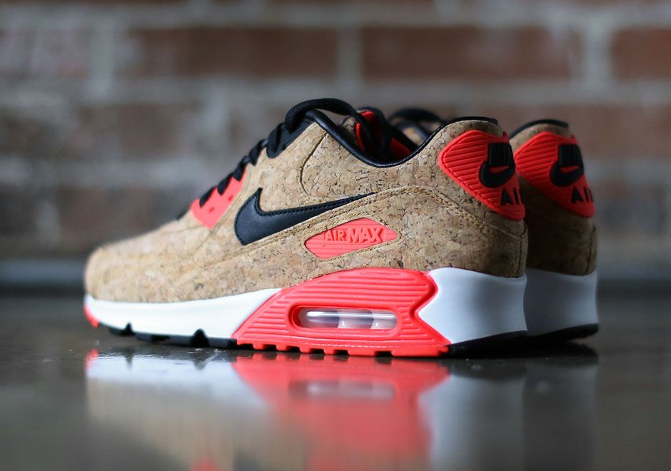 "We know that the Nike Air Max 90 ""Cork"" is releasing soon, we just don't  know how soon. Well now we know, kinda."