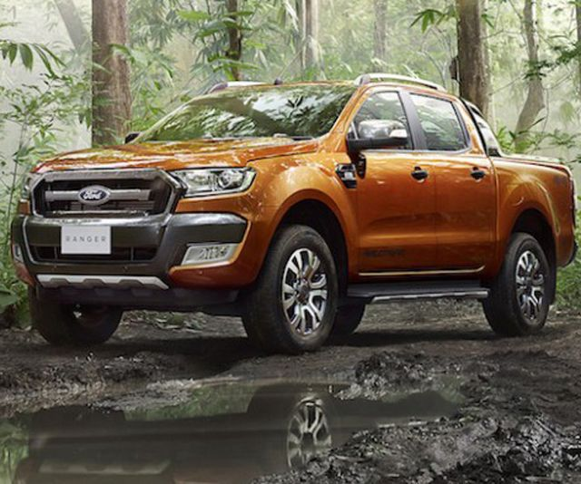 2018 Ford Ranger Coming To The Us Market Cars Pinterest